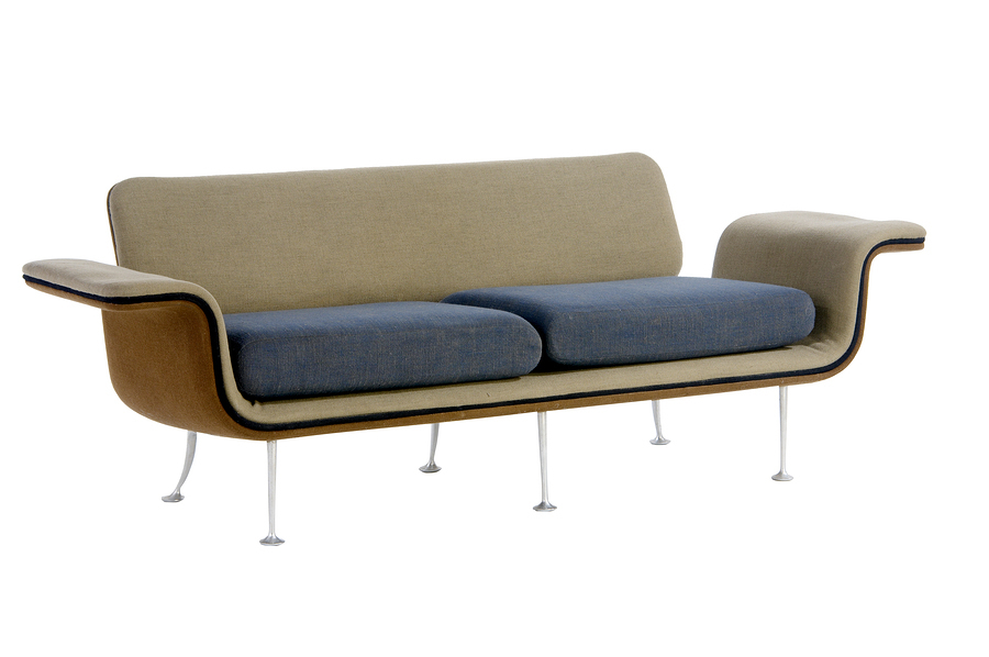 Mid Century Modern sofas offer style and comfort.
