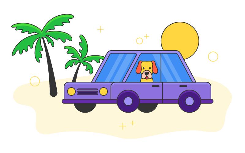 Pet safety during summer months