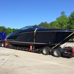 How to Transport your yacht cross country?