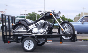 Trailer a Motorcycle