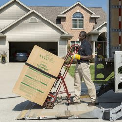 What is Residential Freight Delivery