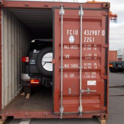 Are cars shipped in Containers? | Citizenshipper