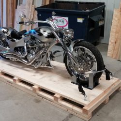 How to make a motorcycle pallet? | Citizenshipper