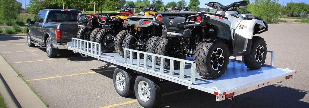 ATV shipping