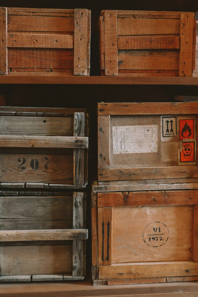 Crates and Freight Shipping