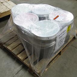 Recent shipment