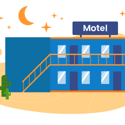 top motels in the US